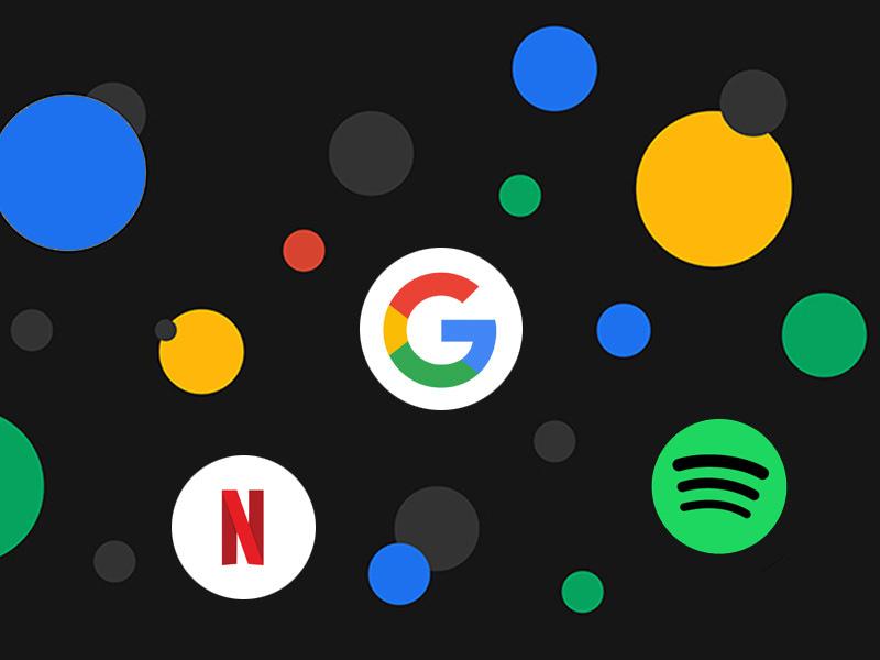 Imagens-logo-google-netflix-spotify